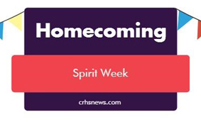 CRHS Homecoming 2015 title pic