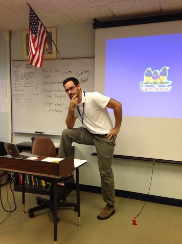 Teacher Feature: Mr. Maher