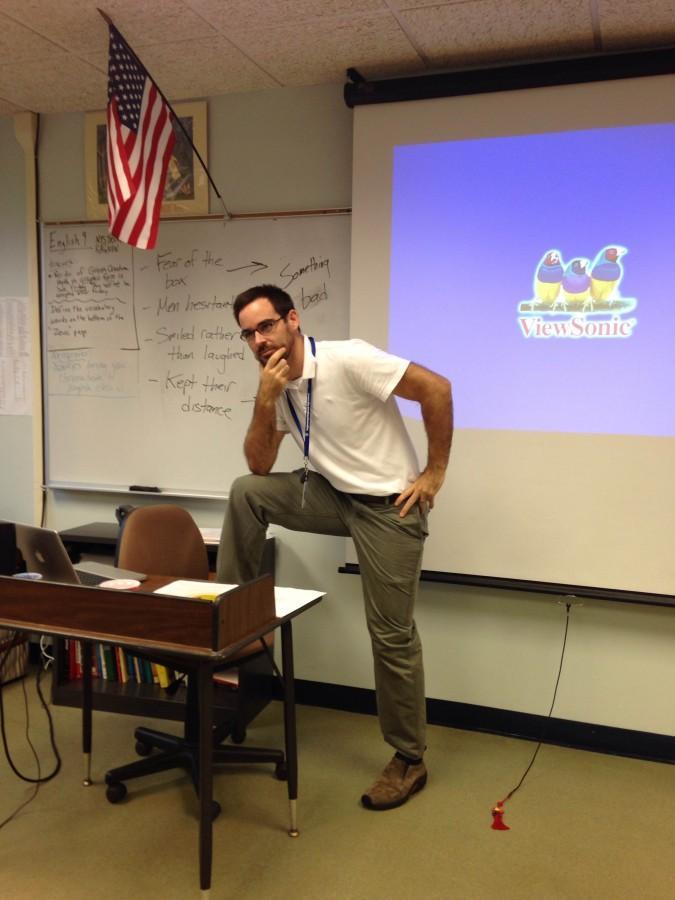 Teacher Feature: Mr. Maher