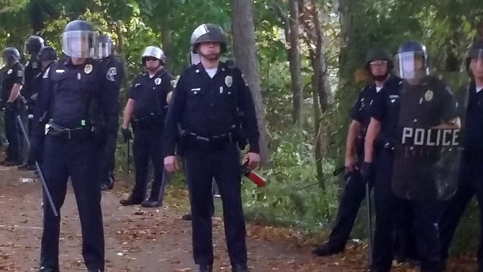 Pumpkinfest Ends in Riots