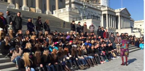 CRHS Takes on DC