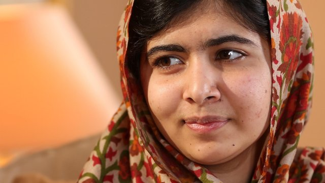 1.+Malala+Yousafzai+Wins+Nobel+Peace+Prize%0AMalala+Yousafzai+grew+up+in+Pakistan+in+an+area+under+Taliban+occupation.+She+wrote+a+blog+for+the+BBC+when+she+was+very+young%3B+as+she+rose+in+fame%2C+she+became+a+target+for+pro-Taliban+militia.+She+was+shot+in+the+head+and+had+several+death+threats+made+against+her+and+her+family.+She+then+moved+to+the+UK+and+continued+to+campaign+for+young+people%E2%80%99s+rights+to+education.+She+is+the+youngest+recipient+of+the+Nobel+Peace+Prize.