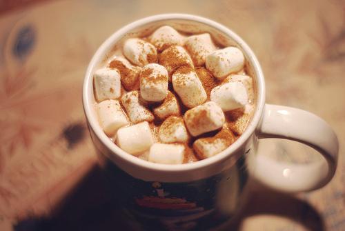Comfort Foods: Hot Chocolate