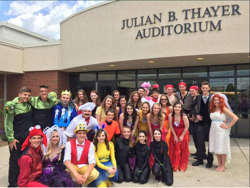 """The Little Mermaid"" Comes to CRHS"
