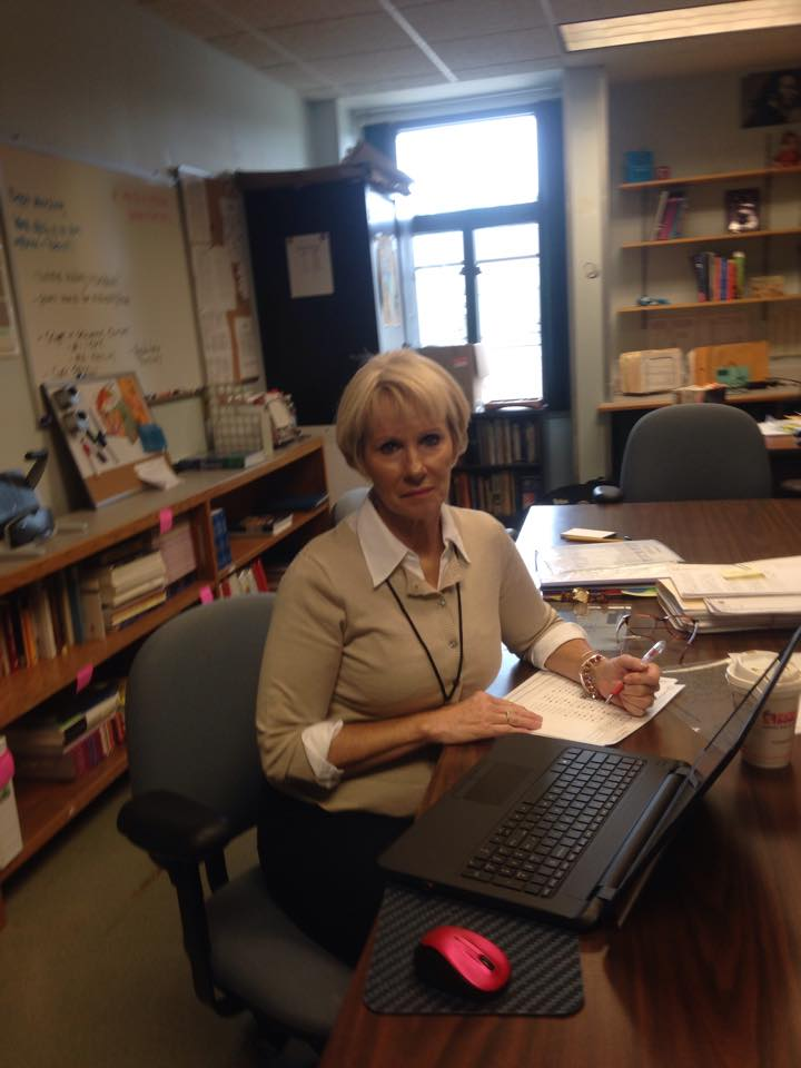 Teacher Feature: Mrs. Liz Norrie