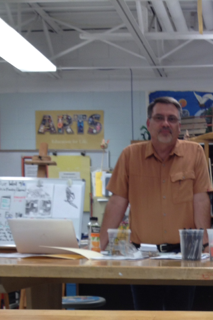 Teacher Feature: Mr. Forline