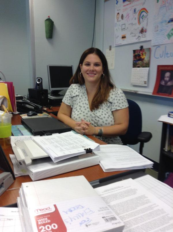 Teacher Feature: Mrs. Archer