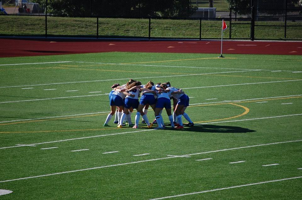 Girls Soccer Comes Back with Confidence