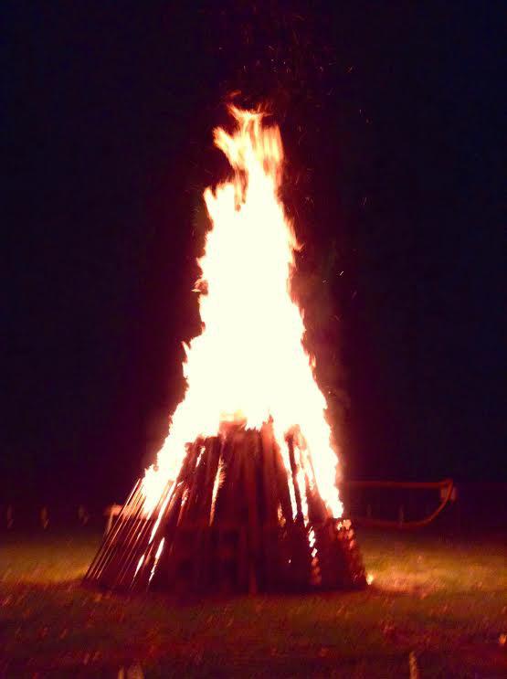 Second Annual Bonfire