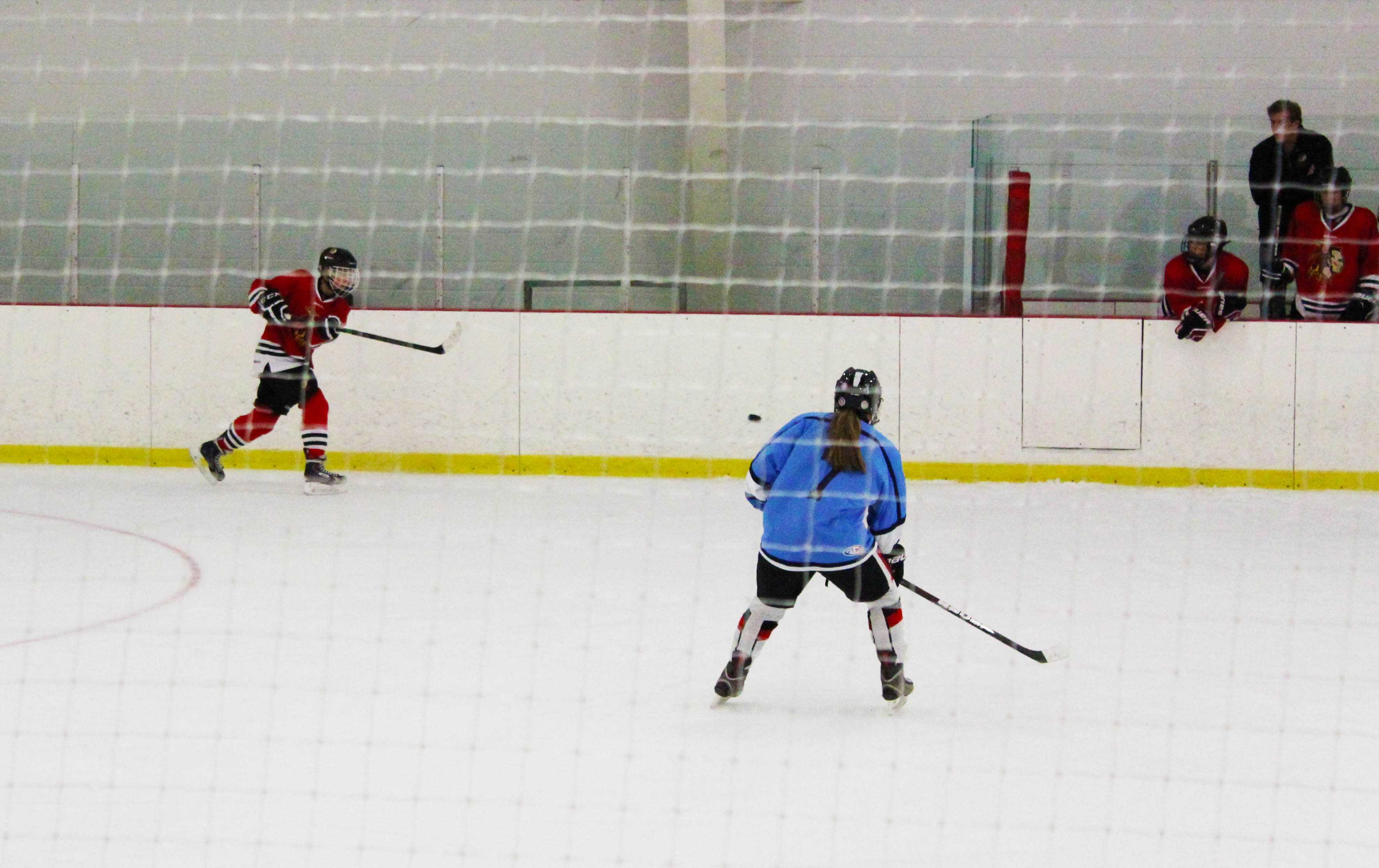 Coginchaug Hockey Hits the Ice