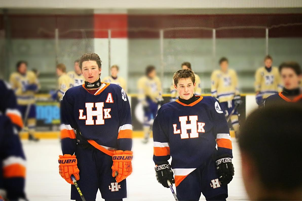 Lyman Hall-Haddam Killingworth-Coginchaug Hockey Update