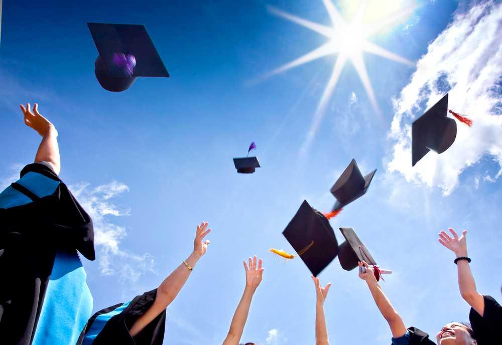 Graduation Under The Sun