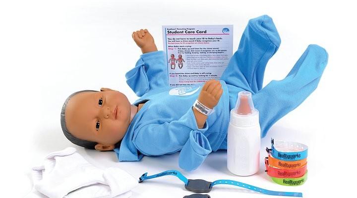 Baby simulators for Child Development get upgraded