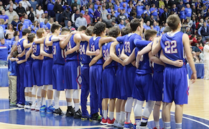 Coginchaug Boys Basketball Chasing the Sun
