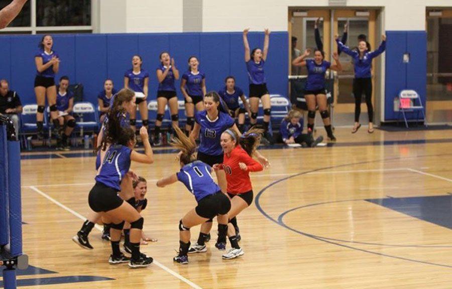 Girls Volleyball Scores