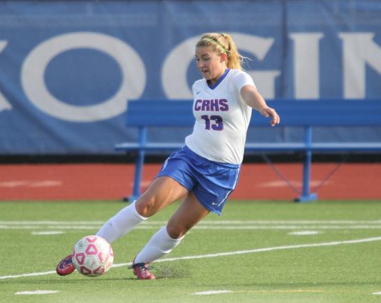 Girls Soccer Battling for a Playoff Spot