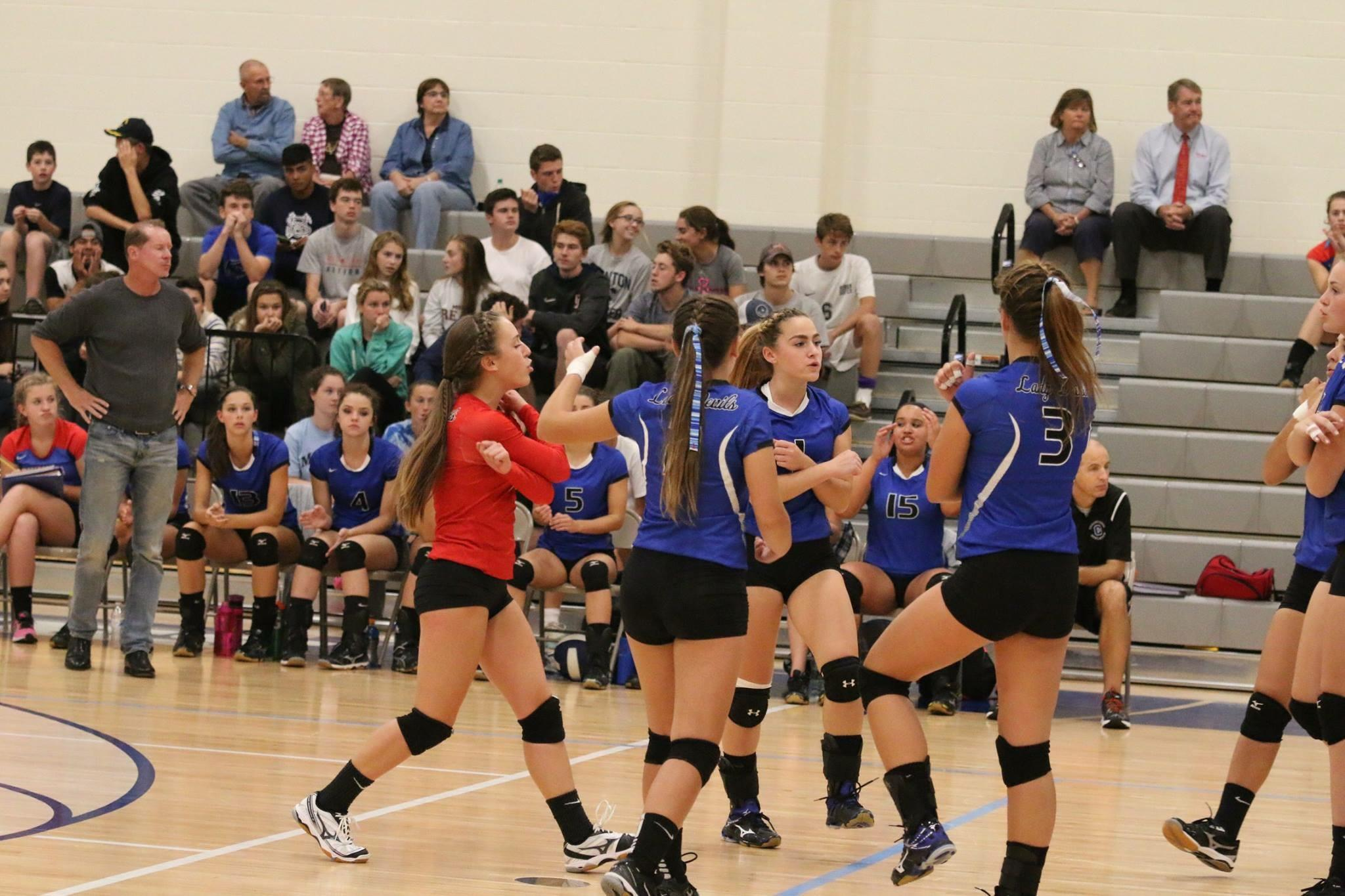 Girls Volleyball Postseason Run