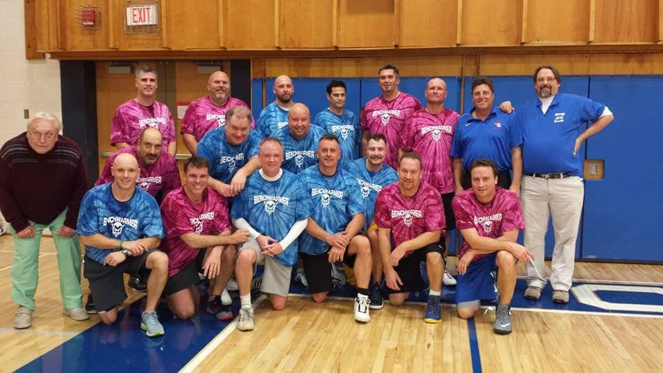 Coginchaug Alumni Basketball Game