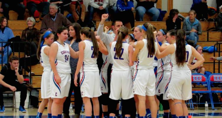 Girls Basketball Tip-Off