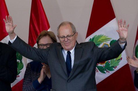 APTOPIX-Peru-Presiden_Horo2