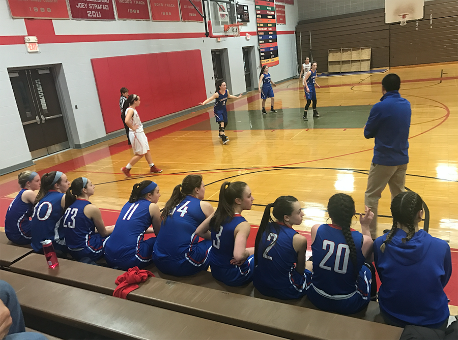 Girls Basketball: Not Done Just Yet