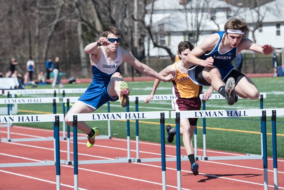 Boys Outdoor Track Team Starts Season Off Strong