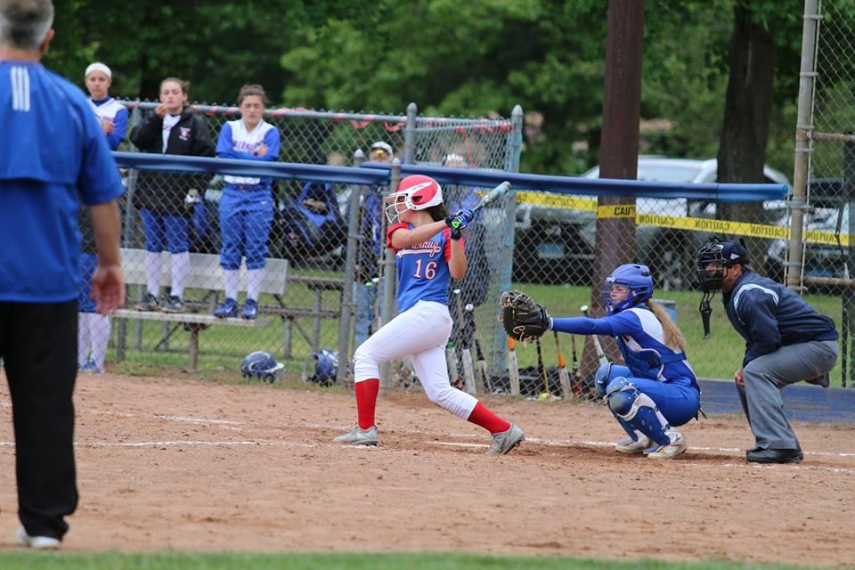 Softball Falls Short in Shorelines; Already Looking Impressive in States