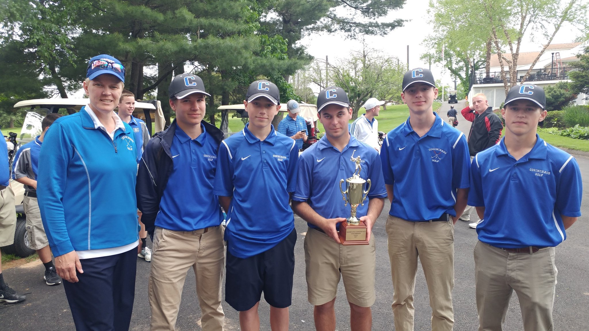 Golf Wins Shorelines for First Time in Almost a Decade