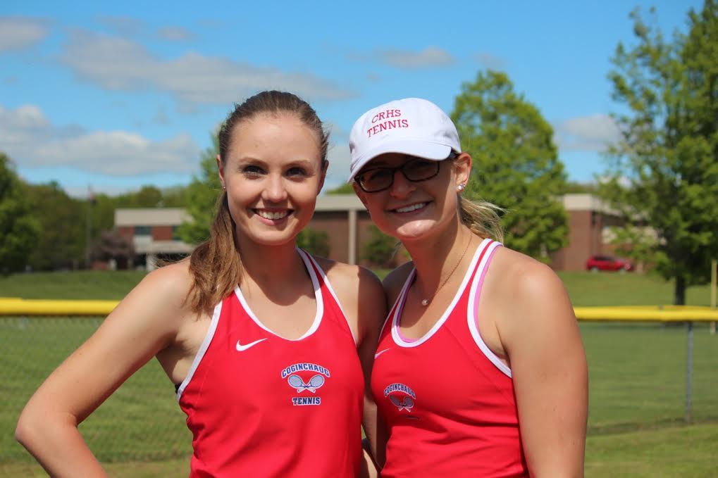 Coginchaug Girls Tennis Captains Interview