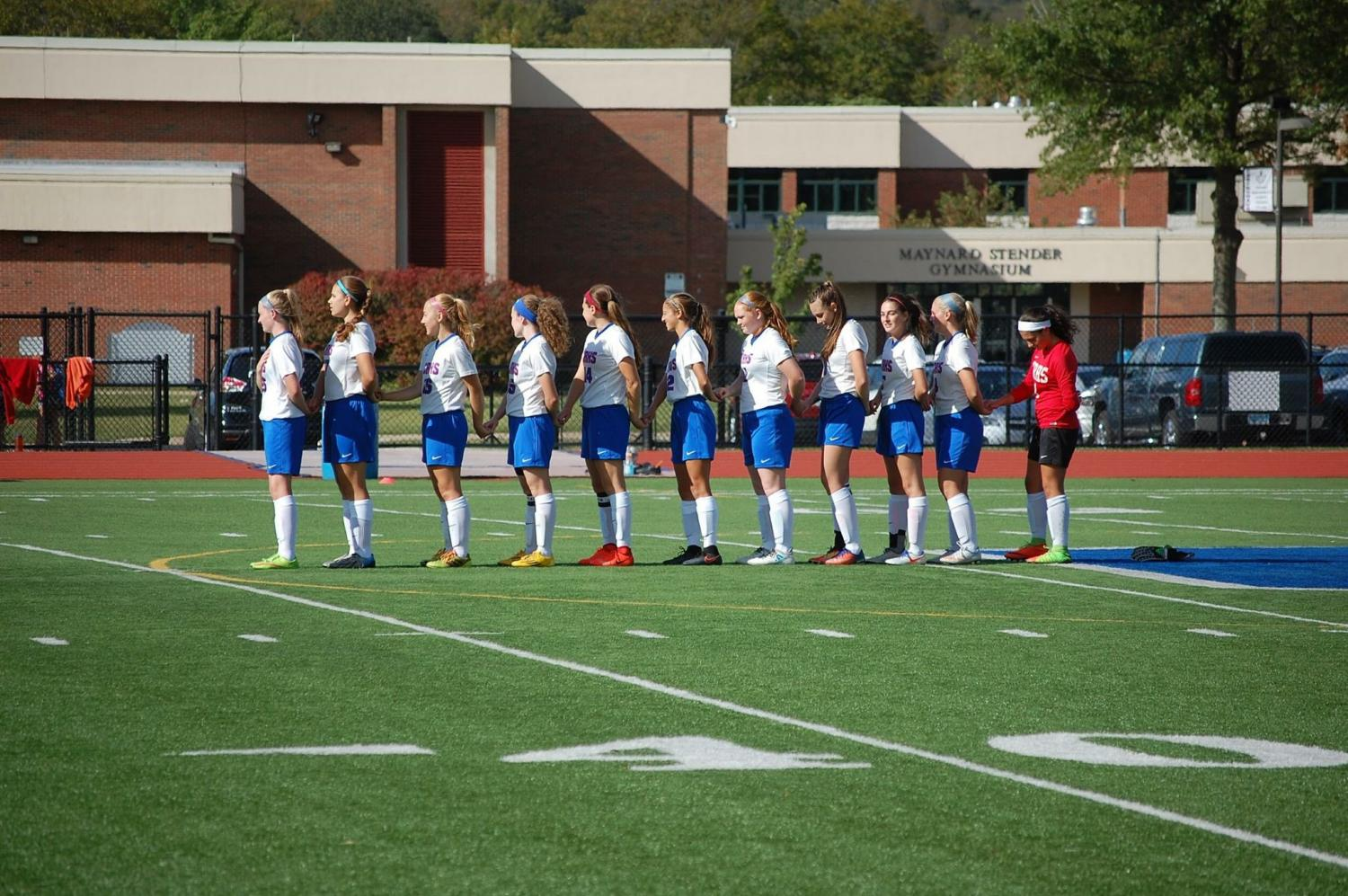 CRHS Girls Soccer Kicks Off the Season