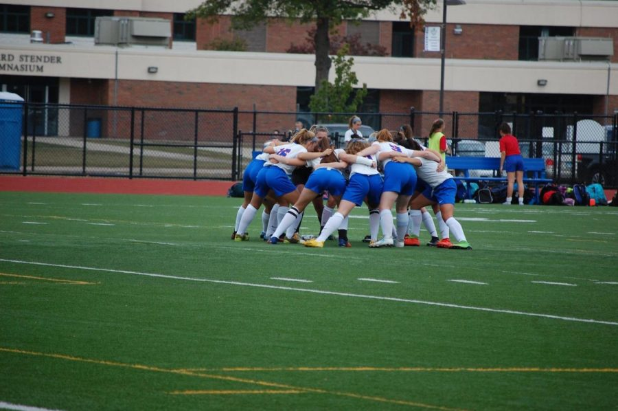 Girls Soccer Falls to Portland, 3-2
