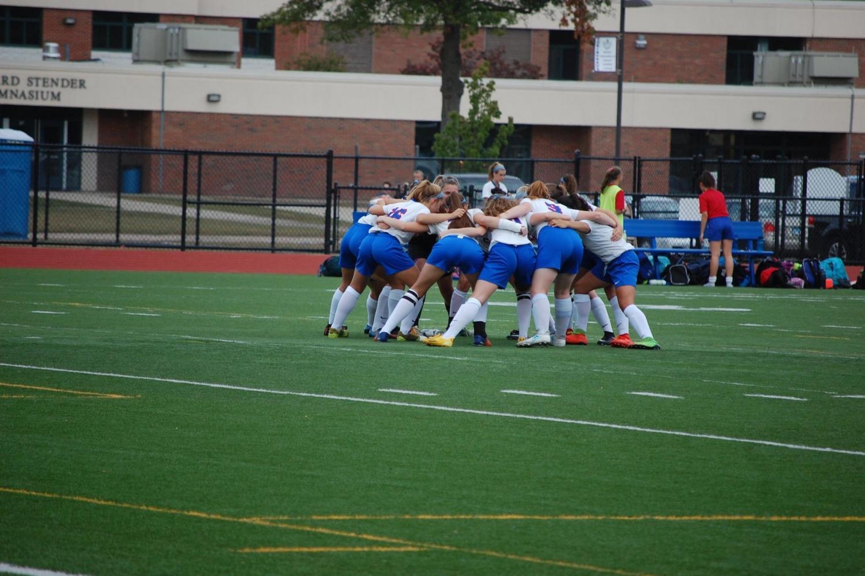 Girls Soccer Falls to Portland, 3-2