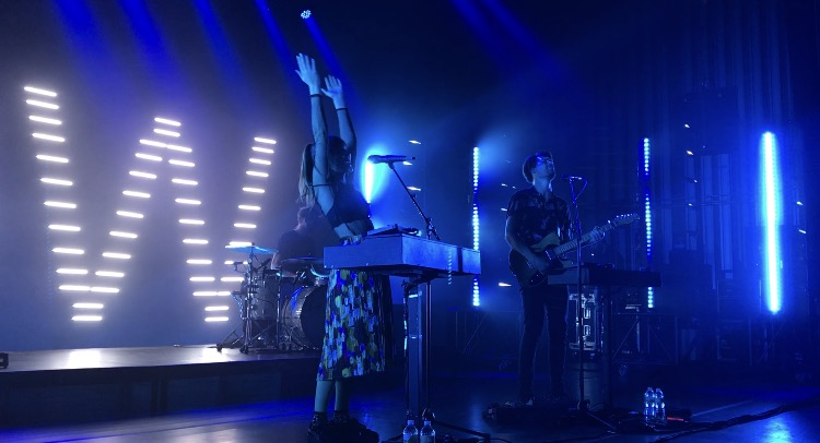 Concert Review: Oh Wonder at College Street Music Hall