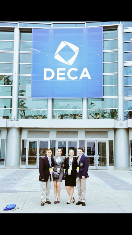 DECA Club Update: Co-Presidents' Last Year