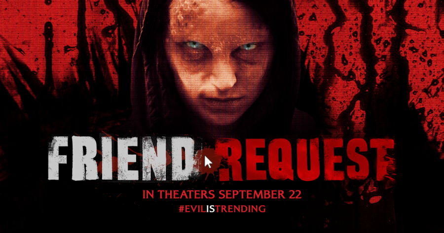 Friend Request: The Only Ones in the Theater... and Now We Know Why.