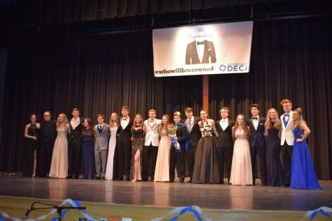 Cal Pitruzzello Crowned Mr. Coginchaug 2018