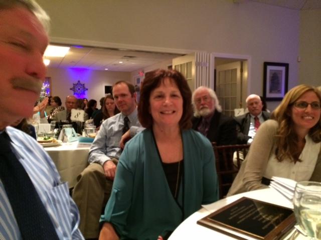 Profile: Award-Winning CT Journalist Lynne DeLucia