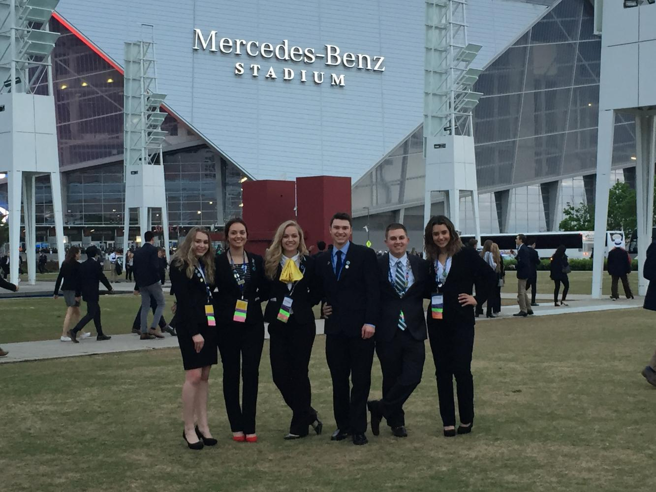 CRHS DECA: All Business in Georgia