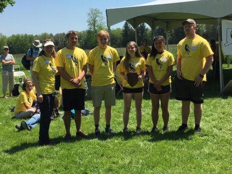 CRHS Envirothon Team Places In Top Ten at Annual Competition