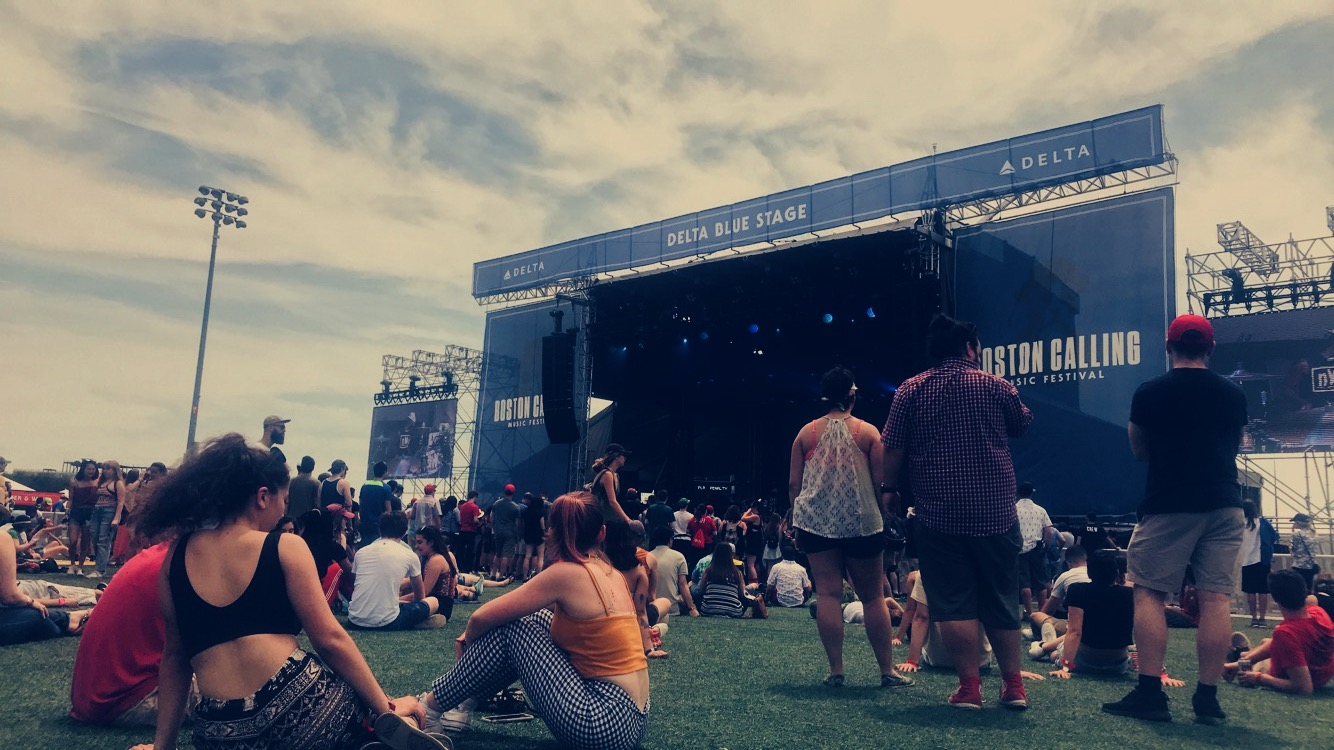 Boston Calling 2018 Attracts Thousands
