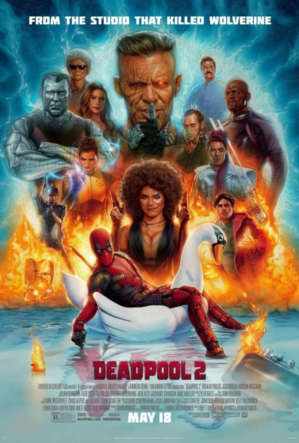 Deadpool 2 Stays Fresh Even With Infinity War's Success