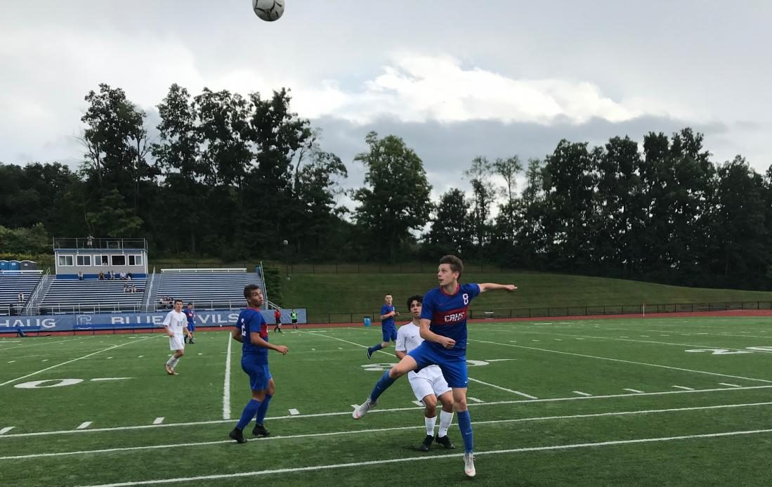 Despite Injuries, Coginchaug Boys Soccer Looks to Make History