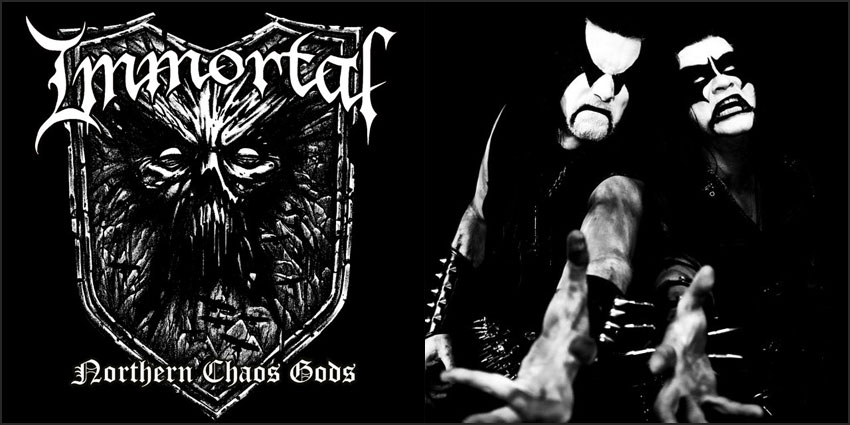 Legendary Black Metal Band, Immortal, Makes Triumphant Return With First Album in Nine Years