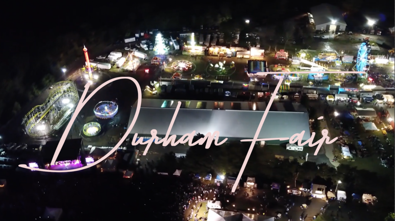Durham Fair 2018 Film