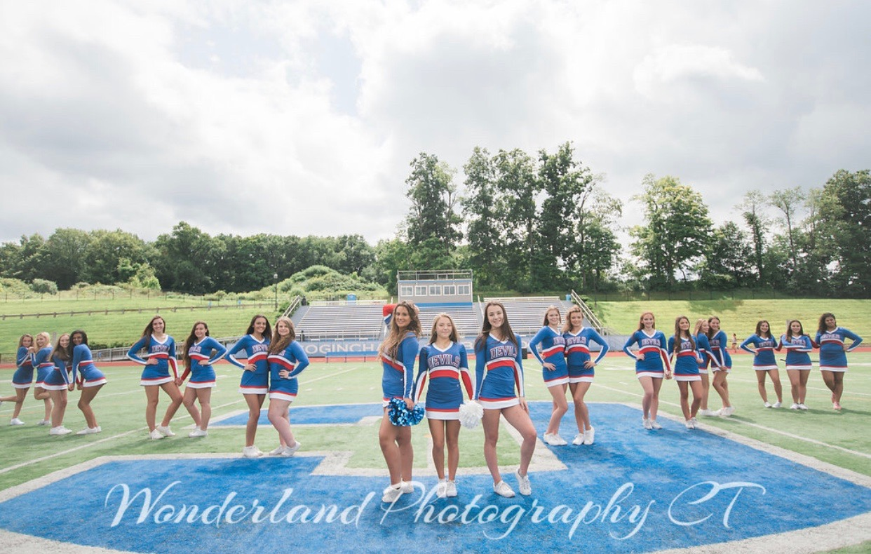 Cheerleading Looks to Continue Successful Fall Season into the Winter