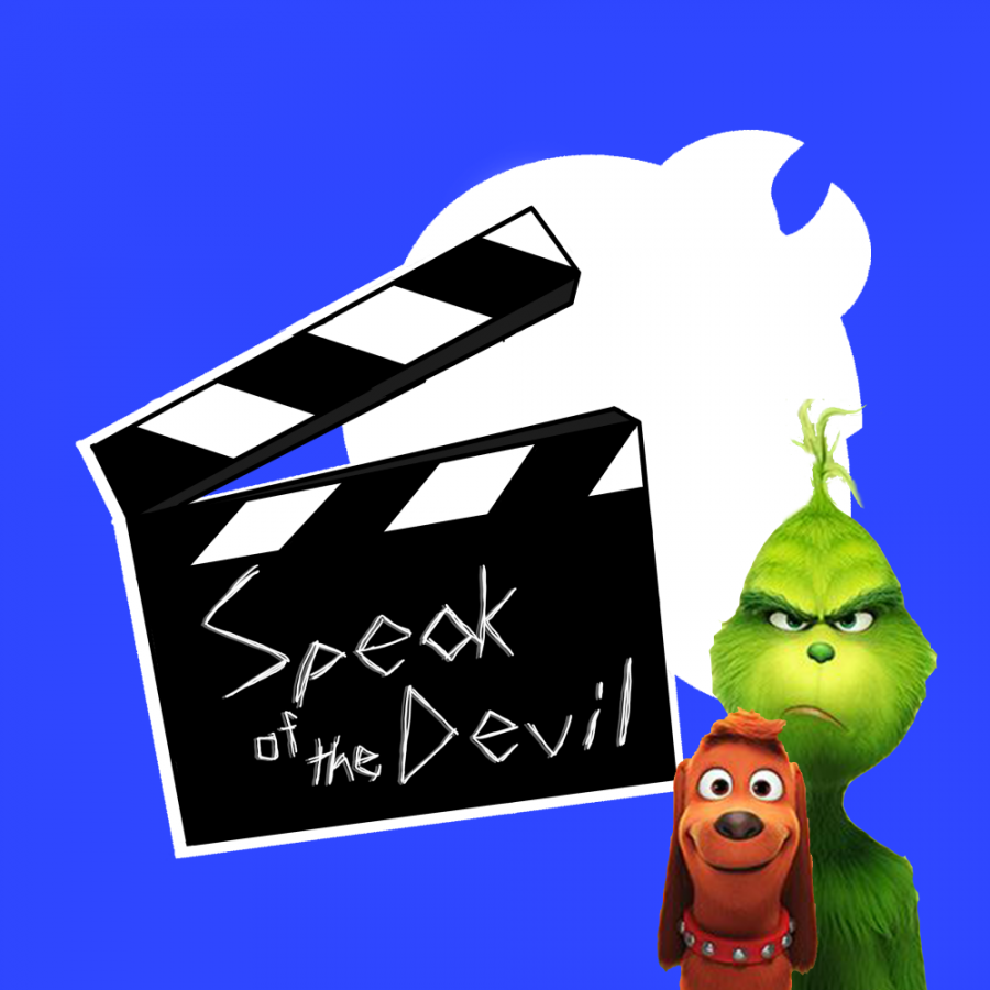 Speak of the Devil - The Grinch 2018