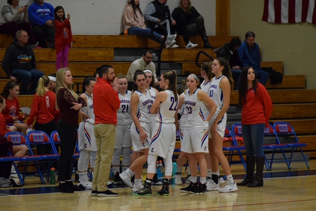 Girls Basketball Starts the Season off Strong