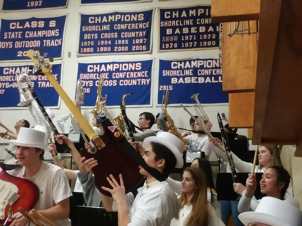 The Pep Band Experience