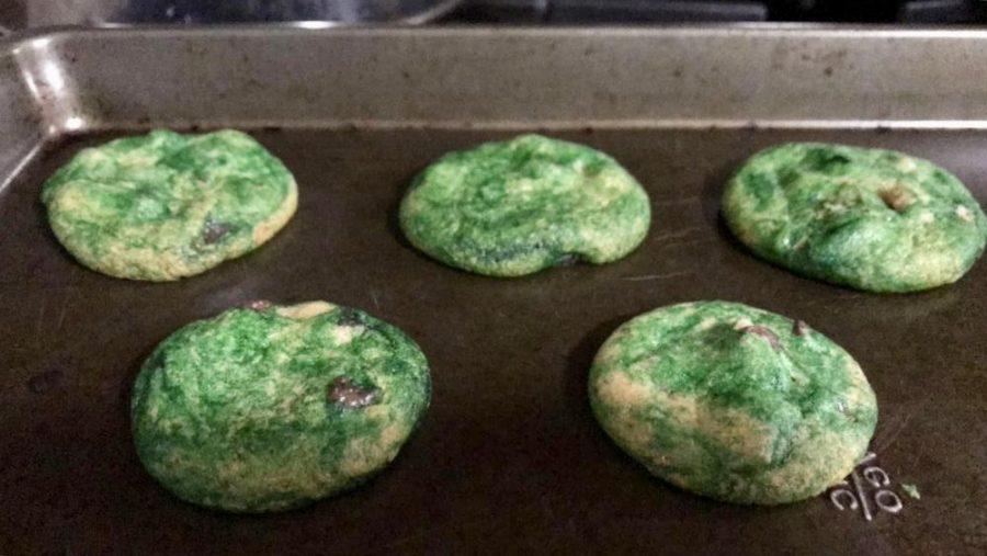 Leprechaun+Cookies