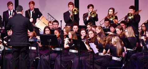Feel the Rhythm of the Coginchaug Music Department